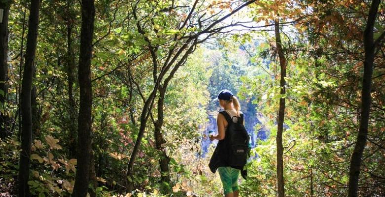 Check out tips for making nature walking trails safely