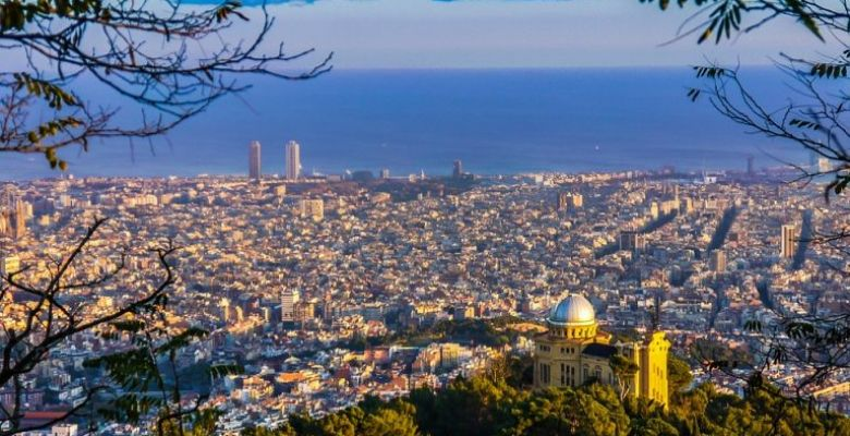 The fascinating beauty of Barcelona