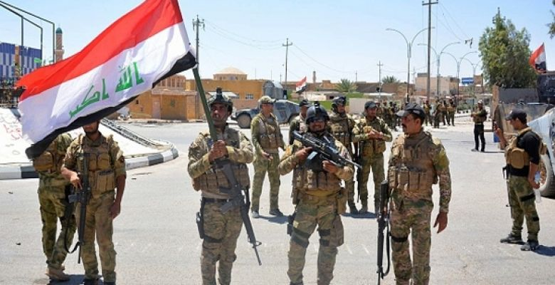 Iraqi forces resume Mosul train station