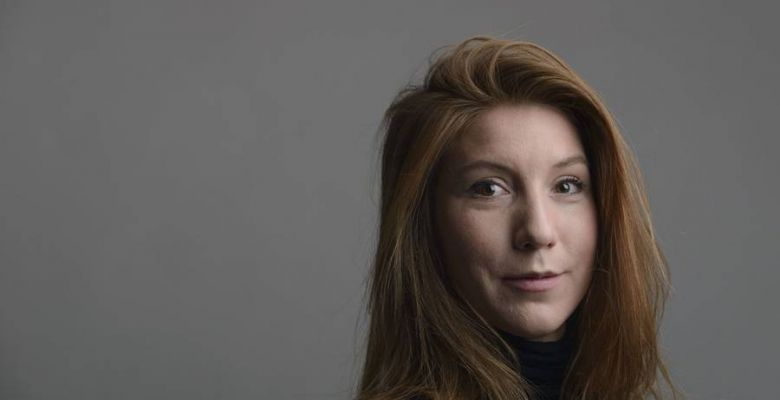 Submarine case: Danish police find head, other body parts of journalist Kim Wall