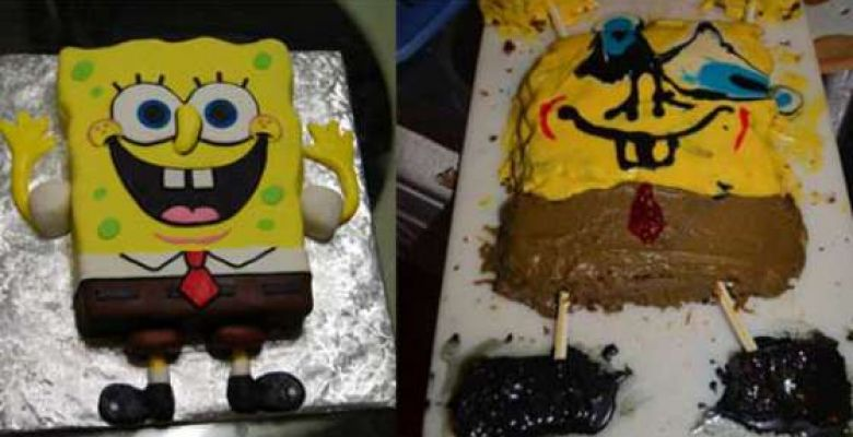 40 Hilariously Awful Cake Fails You Need To See To Believe