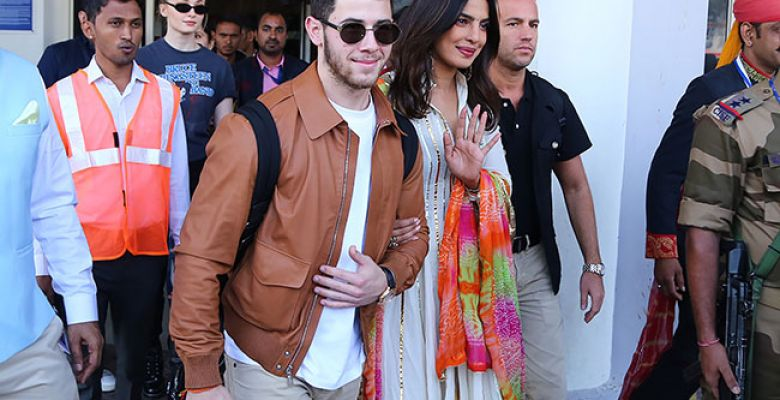 Priyanka Chopra And Nick Jonas' Jodhpur Wedding