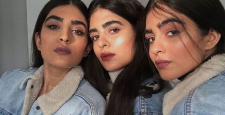 Meet the London based triplets behind the popular Instagram