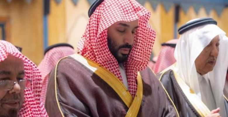 King Salman performs funeral prayers for late Prince Bandar
