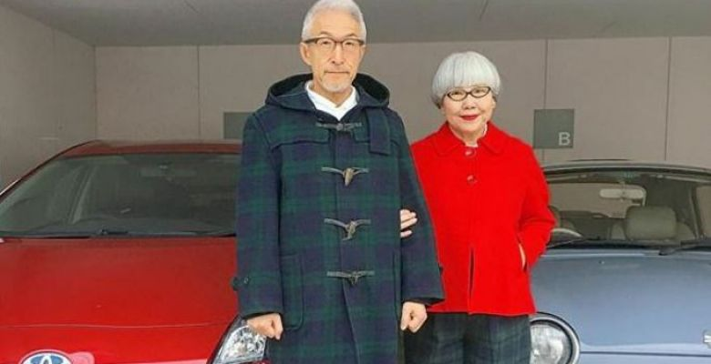 Meet the adorable couple who match outfits every day