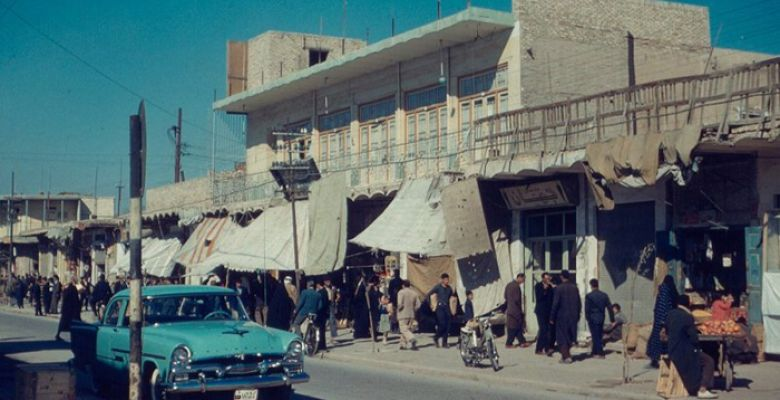 Abadan, Oil City Dreams , 60 years ago