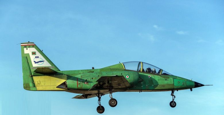 Yasin advanced Jet Trainer Maiden Flight Ceremony