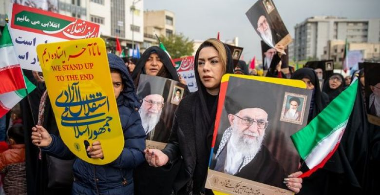Tehran launches pro-government protests in Iran