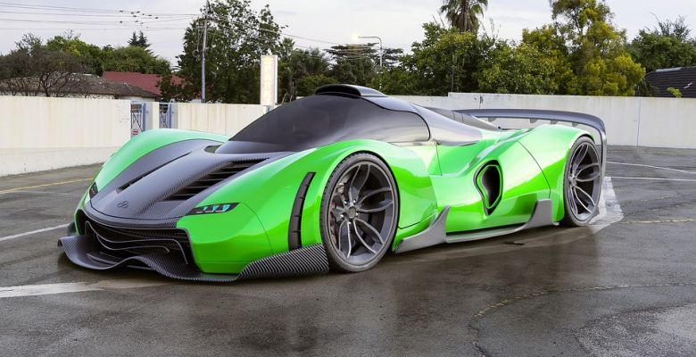 11 Dramatic concept cars unveiled