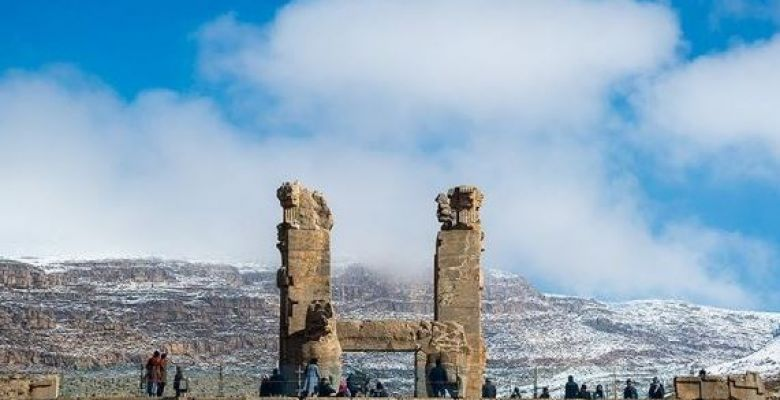 Persepolis, The centre of the great Persian Empire