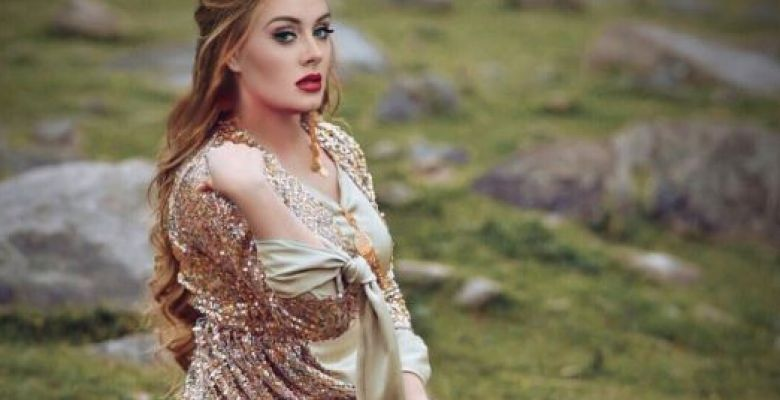 A visionary artist from Kurdistan celebrates traditional clothing day