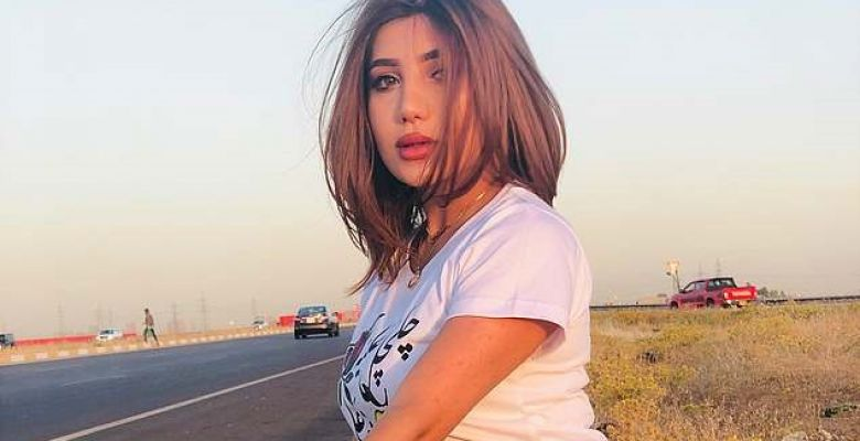 This model and Instagram influencer has been shot dead in Iraq